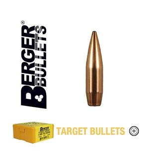 Puntas Berger Target calibre .224 - 70 grains 1.000 unidades
