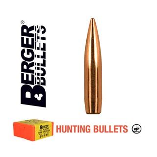Puntas Berger Classic Hunter calibre .264 (6.5mm) - 135 grains