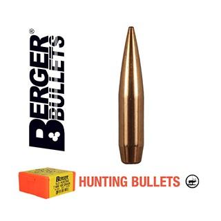 Puntas Berger VLD Hunting calibre .284 (7mm) - 180 grains