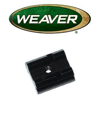 Base Weaver Top Mount de aluminio - 48067