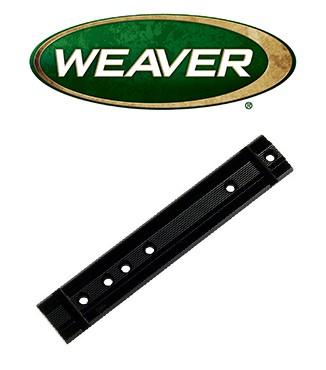 Base Weaver .22 Tip Off para carril de 11mm para Ruger 10/22