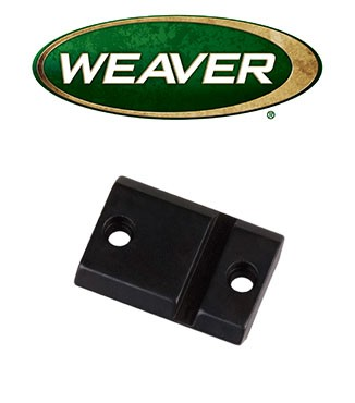 Base Weaver Grand Slam de acero - 48243