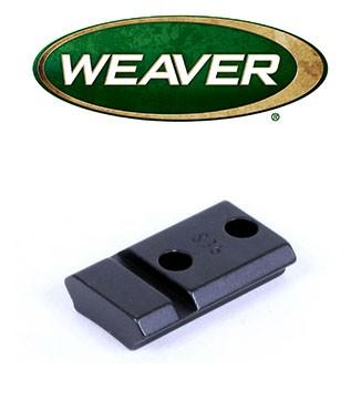 Base Weaver Grand Slam de acero - 48225