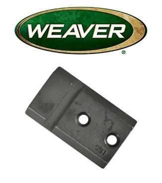 Base Weaver Grand Slam de acero - 48241