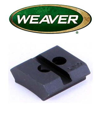 Base Weaver Grand Slam de acero - 48249