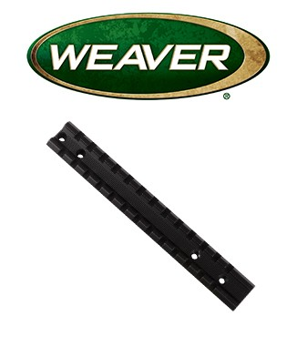 Base Weaver Tactical Multi Slot para Remington 597