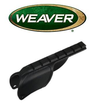 Base Weaver No Gunsmith para escopeta Mossberg 500