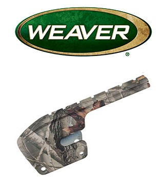 Base Weaver No Gunsmith para escopeta Remington