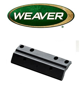Base lateral Weaver Side Mount - 48401