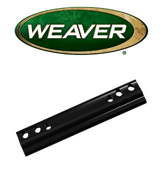Base lateral Weaver Side Mount - 48402
