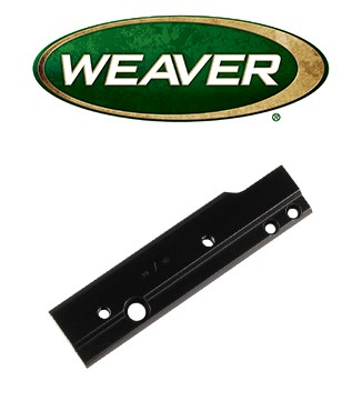 Base lateral Weaver Side Mount - 48403