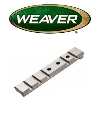 Base Weaver Pistol Mount para S&W X-Frame