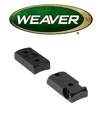 Base Weaver Dovetail de acero para Winchester 70