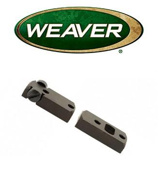 Base Weaver Dovetail de acero para Savage 110 LA/SA AccuTrigger