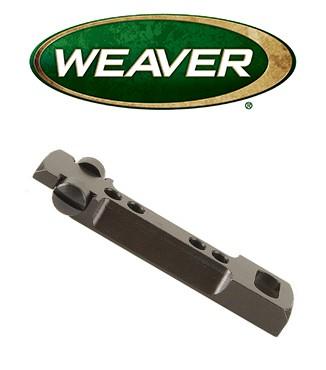 Base Weaver Dovetail de acero para Thompson Center Encore