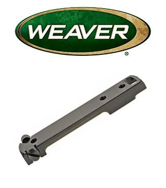 Base Weaver Dovetail de acero para Remington 788 LA