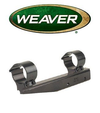 "Anillas desmontables Weaver Long High Bracket de 1"" para base lateral"