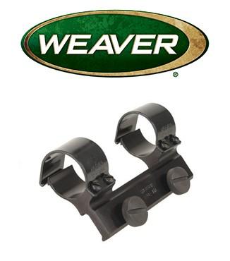 Anillas desmontables Weaver High Bracket para base lateral