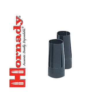 """Sabots avancarga Hornady calibre .50""""/.452 negros para cargas fuertes"""
