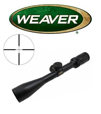 """Visor Weaver Super Slam 2-10x42 de 1"""" con retícula Dual X"""