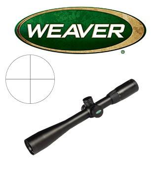 Visor Weaver Euro Super Slam 6-24x42 de 30mm con retícula Fine Crosshair