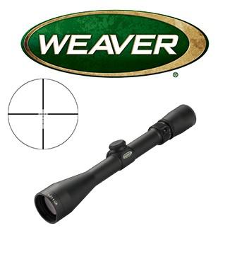 Visor Weaver 40/44 3-9x40 de 1'' con retícula Shotgun Ballistic X