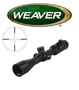 Visor Weaver Kaspa Tactical 1,5-6X32 de 30mm con retícula iluminada IRB X