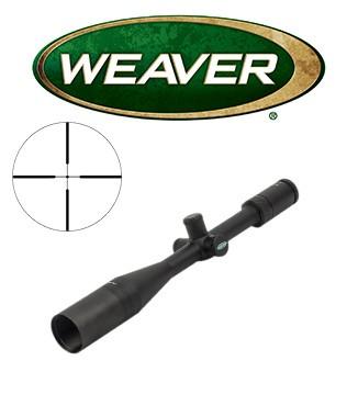 Visor Weaver Kaspa 6-18x44 de 1'' con retícula Varminter EB X