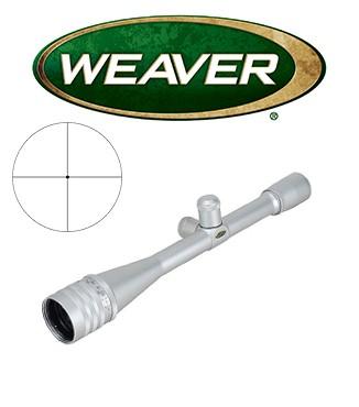 Visor Weaver Target Series 36x40 AO de 1'' cromado con retícula Fine Crosshair