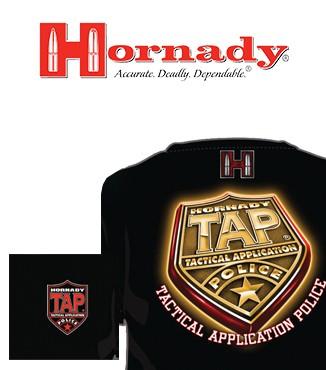 Camiseta Hornady TAP