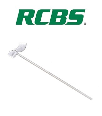 Alimentador de pistones RCBS Auto Primer Feeder Combo para prensas Rock Chucker II y Reloader Special