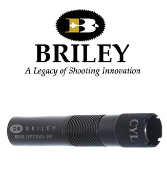 Choke Briley Optima Choke HP Extended Black Oxide