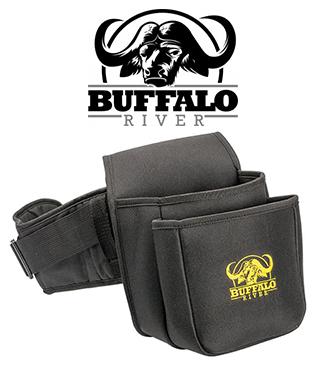 Cartuchera Buffalo River con cinturón