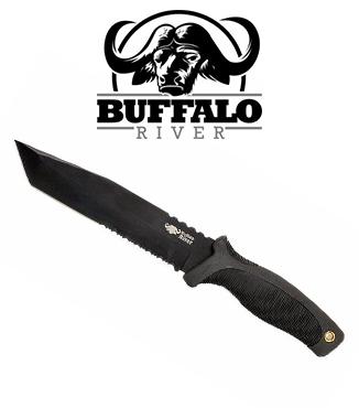 Cuchillo Buffalo River Maxim con hoja de 16.5 cm