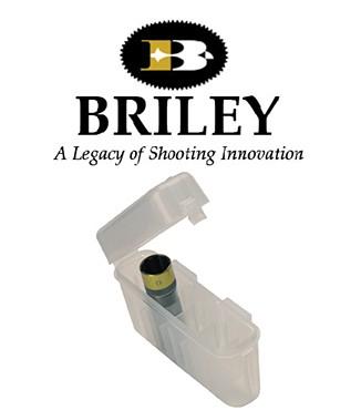 Caja Briley para 5 chokes cortos