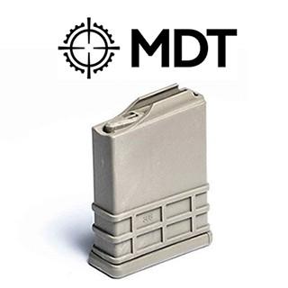 Cargador MDT AICS de polímero FDE y 10 cartuchos - .223 Rem