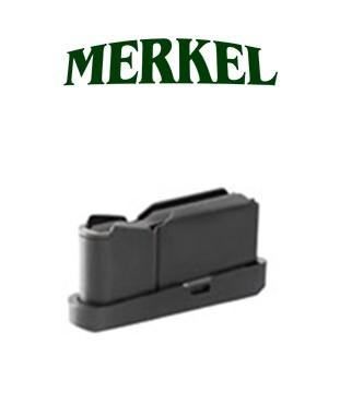 Cargador Merkel RX Helix de 3 cartuchos - Calibres mágnum