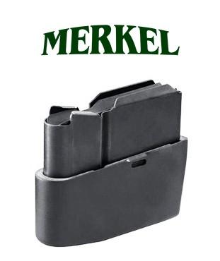 Cargador Merkel RX Helix de 5 cartuchos - Calibres mágnum