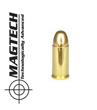 Cartuchos CBC Magtech .32 ACP 71 grains FMJ