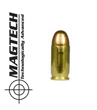 Cartuchos CBC Magtech FMJ .380 ACP 95 grains