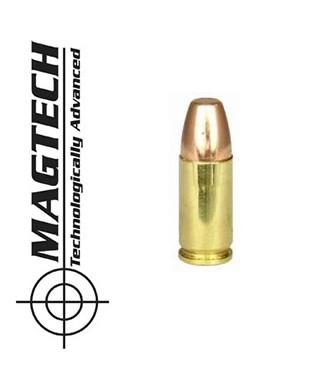 Cartuchos CBC Magtech FMJ FP 9mm Luger 147 grains
