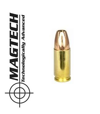 Cartuchos CBC Magtech JHP 9mm Luger 147 grains
