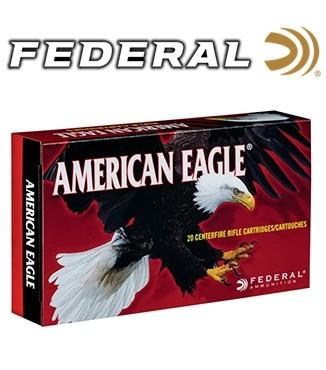 Cartuchos Federal American Eagle 6.5 Creedmoor 120 grains HPBT