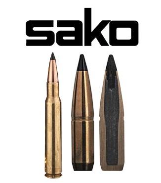 Cartuchos Sako .30-06 Springfield 180 grains Arrowhead II (ammo)