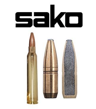 Cartuchos Sako .300 Winchester Magnum 150 grains Super Hammerhead (ammo)