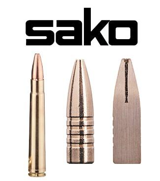 Cartuchos Sako .375 H&H Magnum 270 grains Powerhead (ammo)