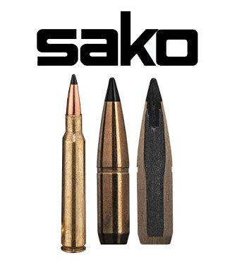 Cartuchos Sako 7x64 Brenneke 150 grains Arrowhead II (ammo)