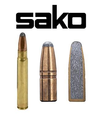 Cartuchos Sako 9,3x66 Sako 286 grains Hammerhead (ammo)