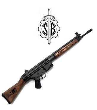 Rifle Semiautomático Santa Bárbara CETME C calibre .307 Win