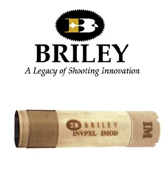 Choke Briley Invector Plus Extended